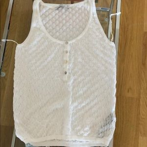Zara knit top size medium